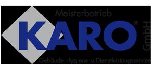 KARO Gebäudereinigung GmbH Logo